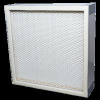 Фильтр абсолютной очистки (EPA, HEPA, ULPA) ФВА-II с клеевым сепаратором